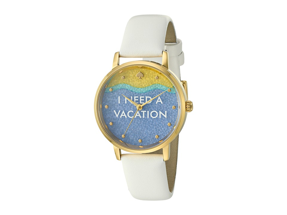 Kate Spade New York - Metro - KSW1101 (Blue) Watches