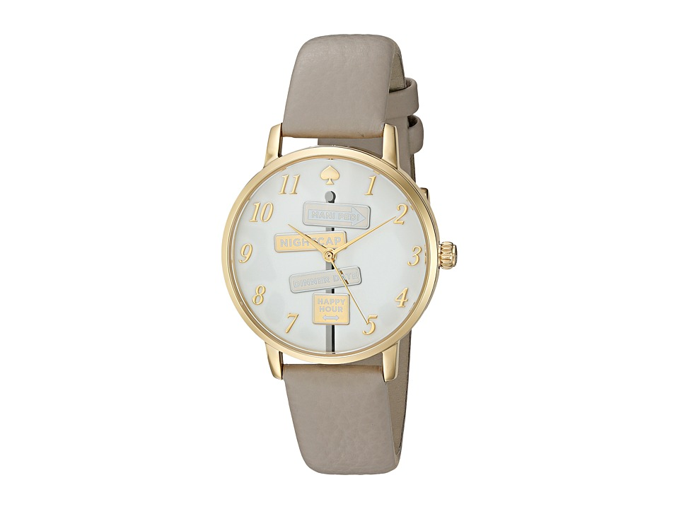 Kate Spade New York - Metro - KSW1126 (White) Watches