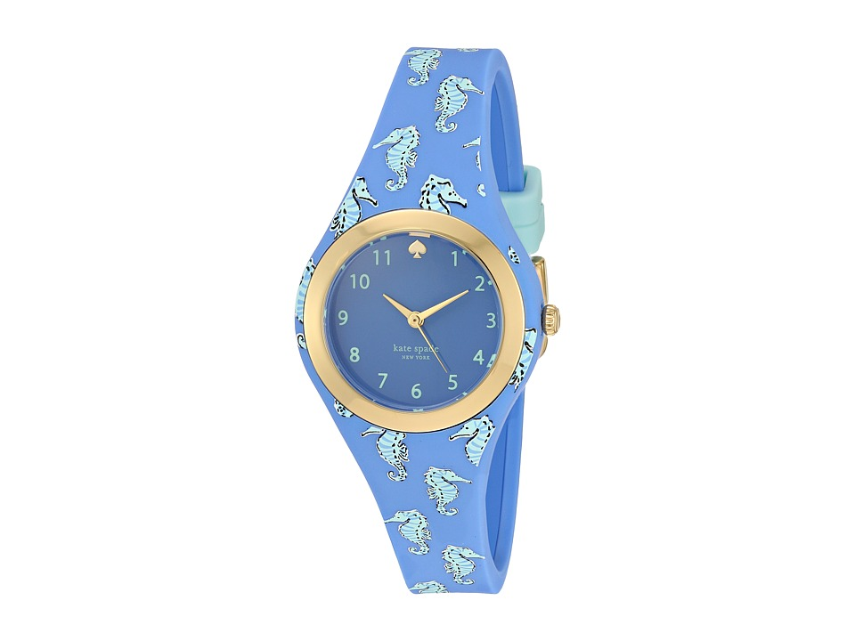 Kate Spade New York - Rumsey - KSW1109 (Blue) Watches