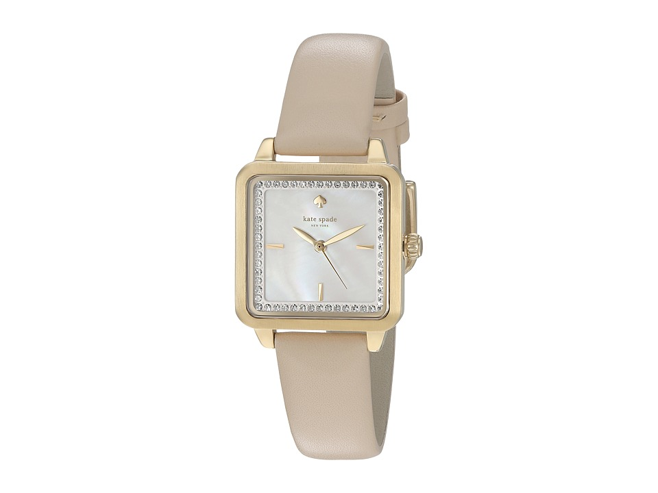 Kate Spade New York - Washington Square - KSW1113 (White Mother-of-Pearl) Watches