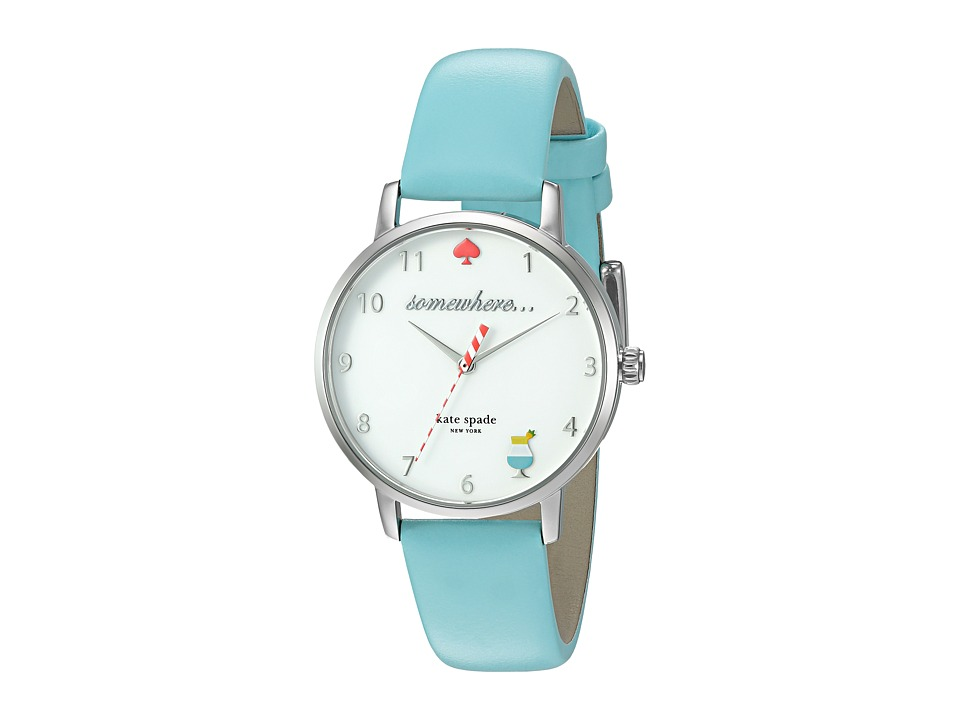 Kate Spade New York - Metro - KSW1104 (White) Watches