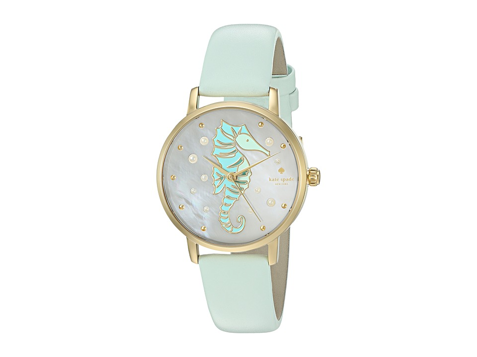 Kate Spade New York - Metro - KSW1102 (White Mother-of-Pearl) Watches
