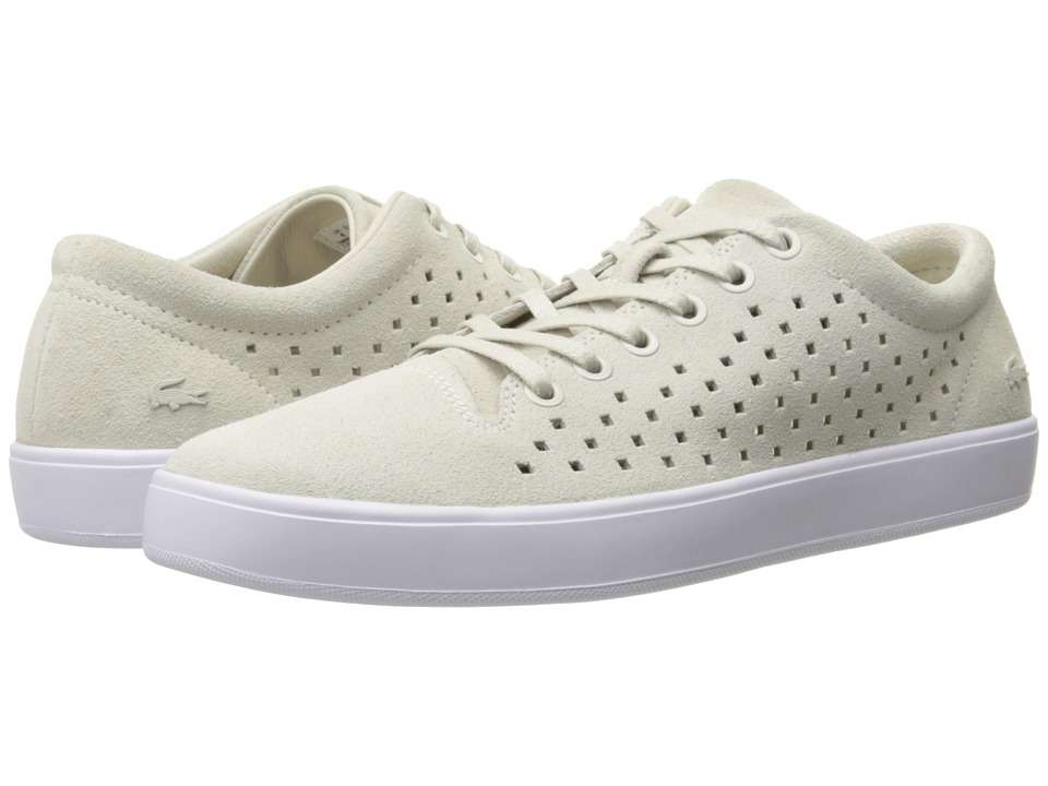 Lacoste Tamora Lace-Up 216 1 (Off-White) Women