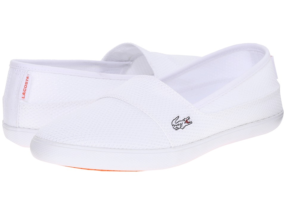 Lacoste - Marice Slip-On 216 1 (White) Women