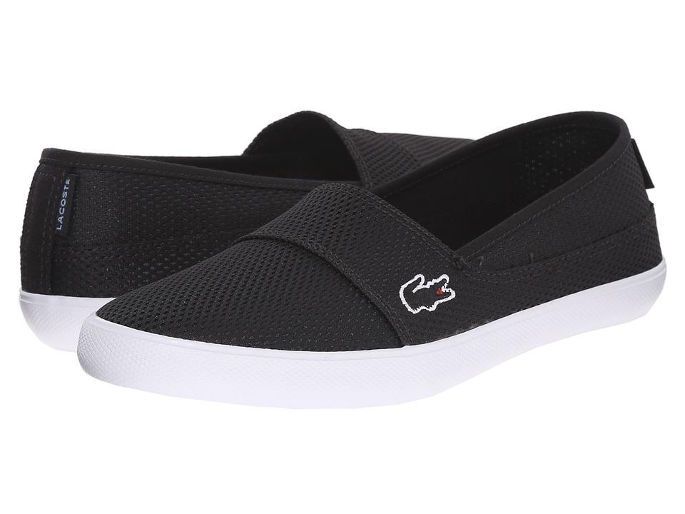 Lacoste - Marice Slip-On 216 1 (Black) Women's Slip on Shoes