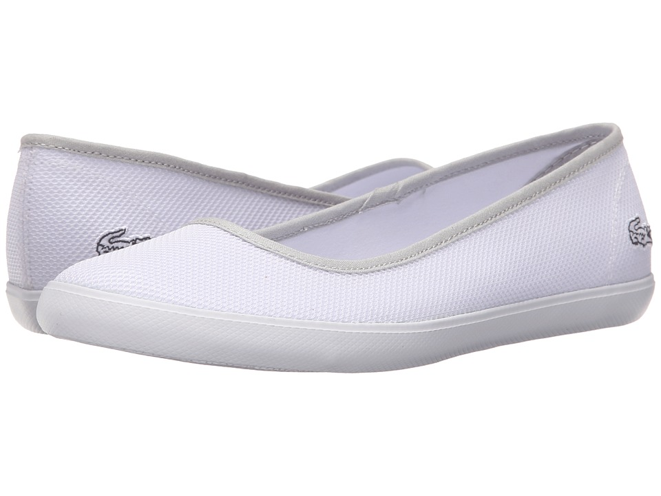 Lacoste Marthe Slip-On 216 1 (White) Women
