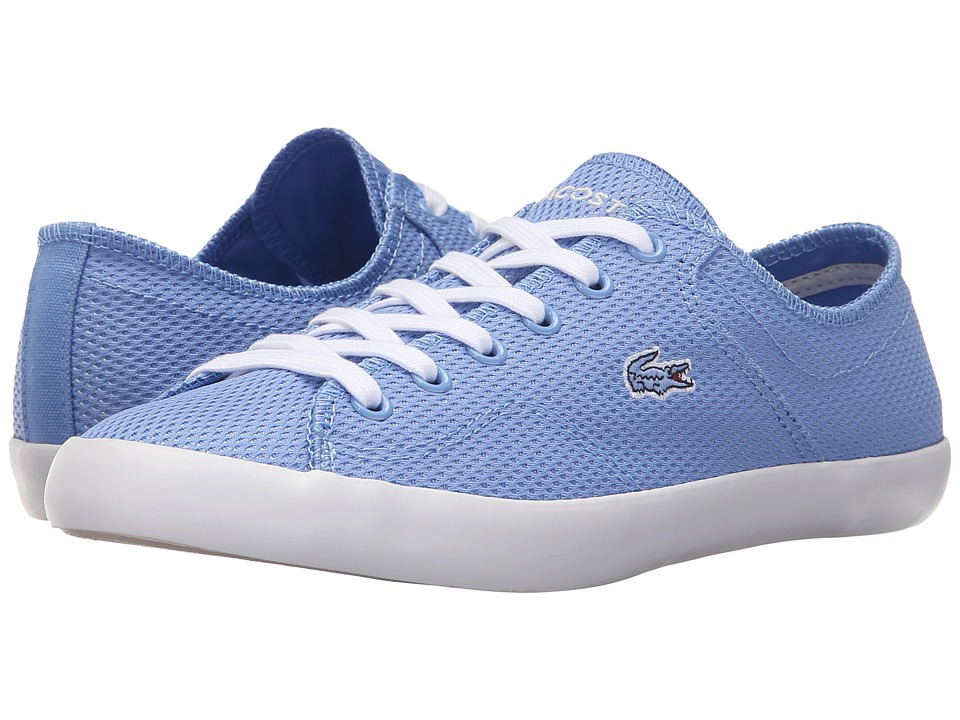 Lacoste - Ramer 216 1 (Blue) Women's Lace up casual Shoes