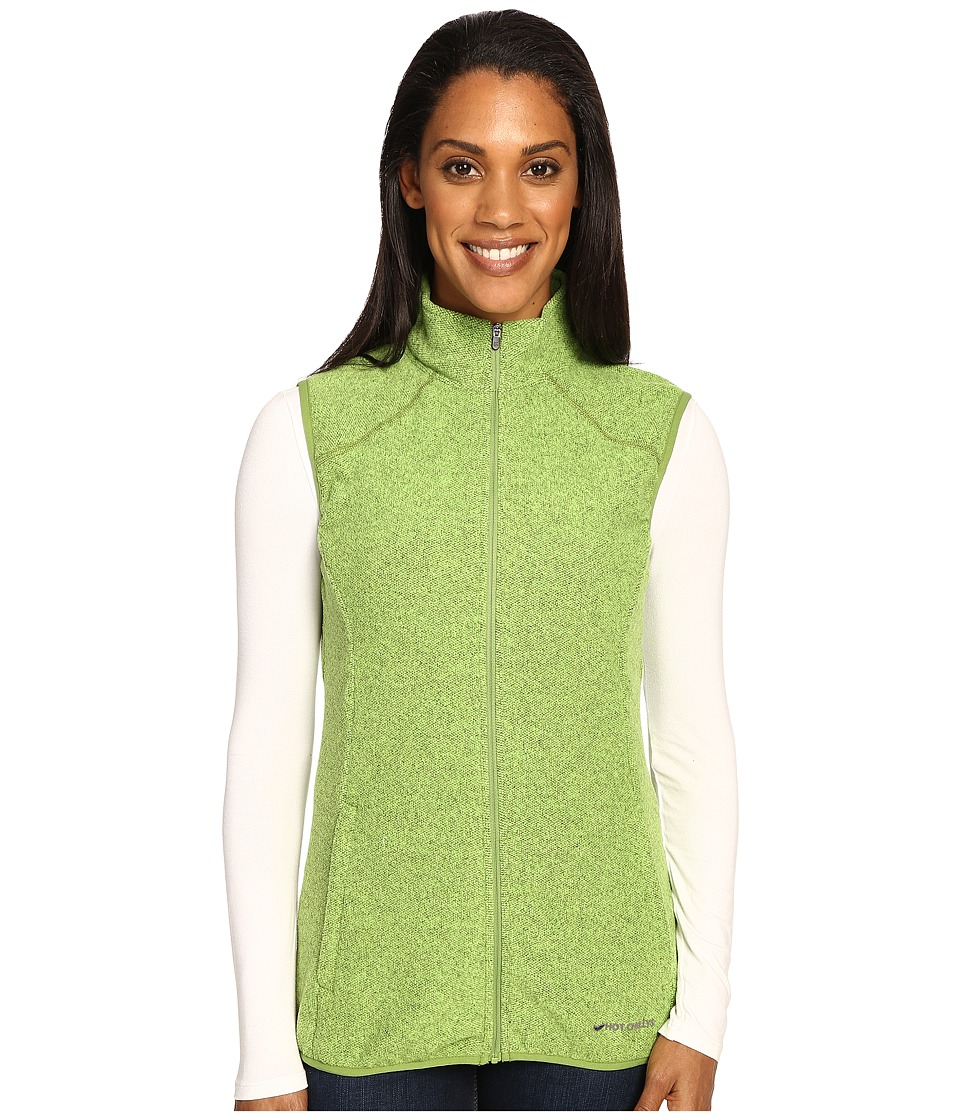 Hot Chillys - Baja Vest with Binding (Mojito) Women's Vest