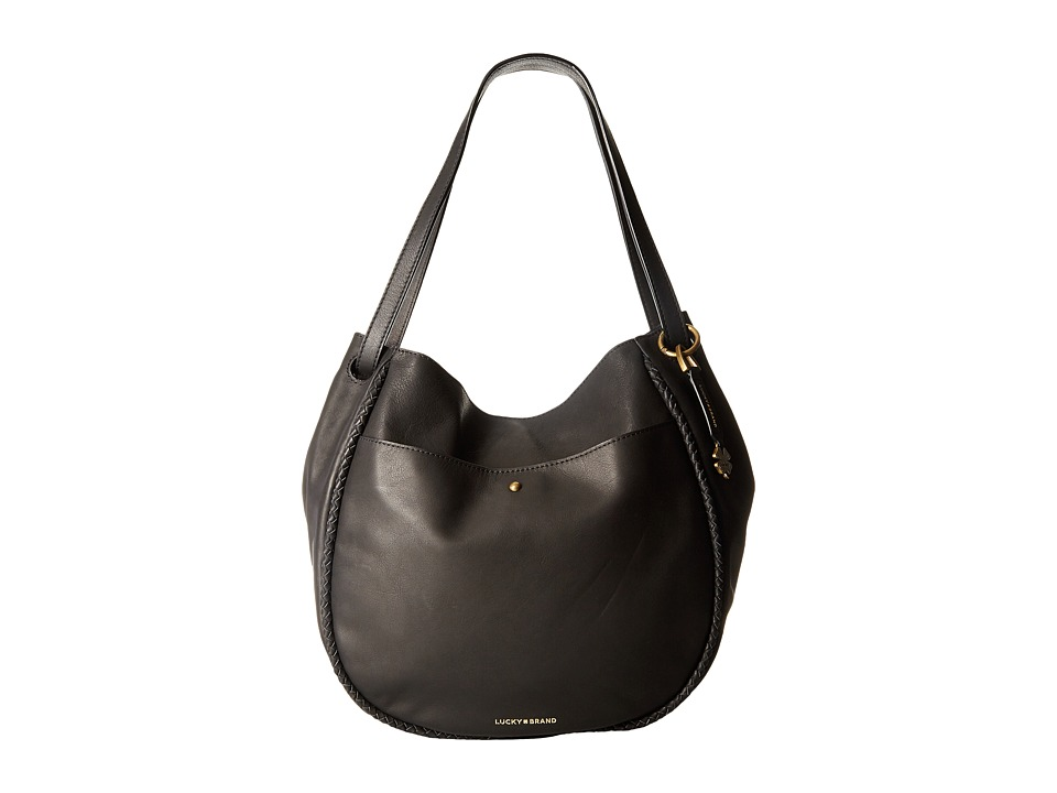 Lucky Brand - Avila Large Shopper (Black) Handbags