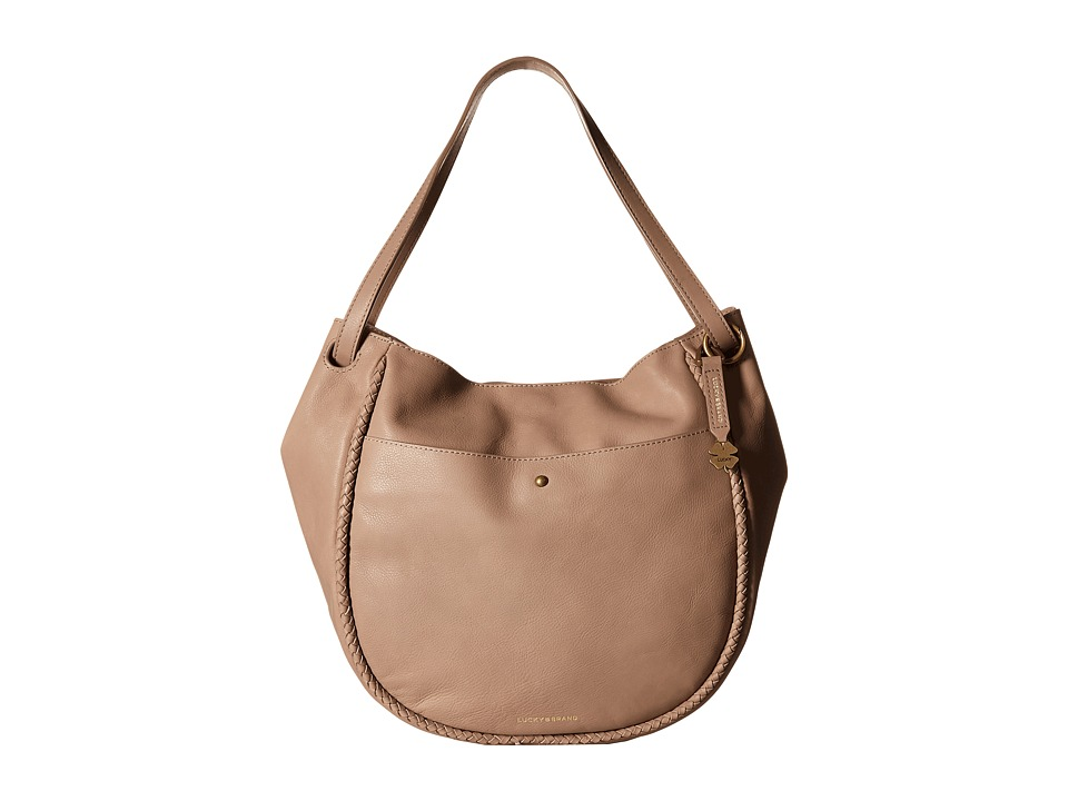Lucky Brand - Avila Large Shopper (Dust) Handbags