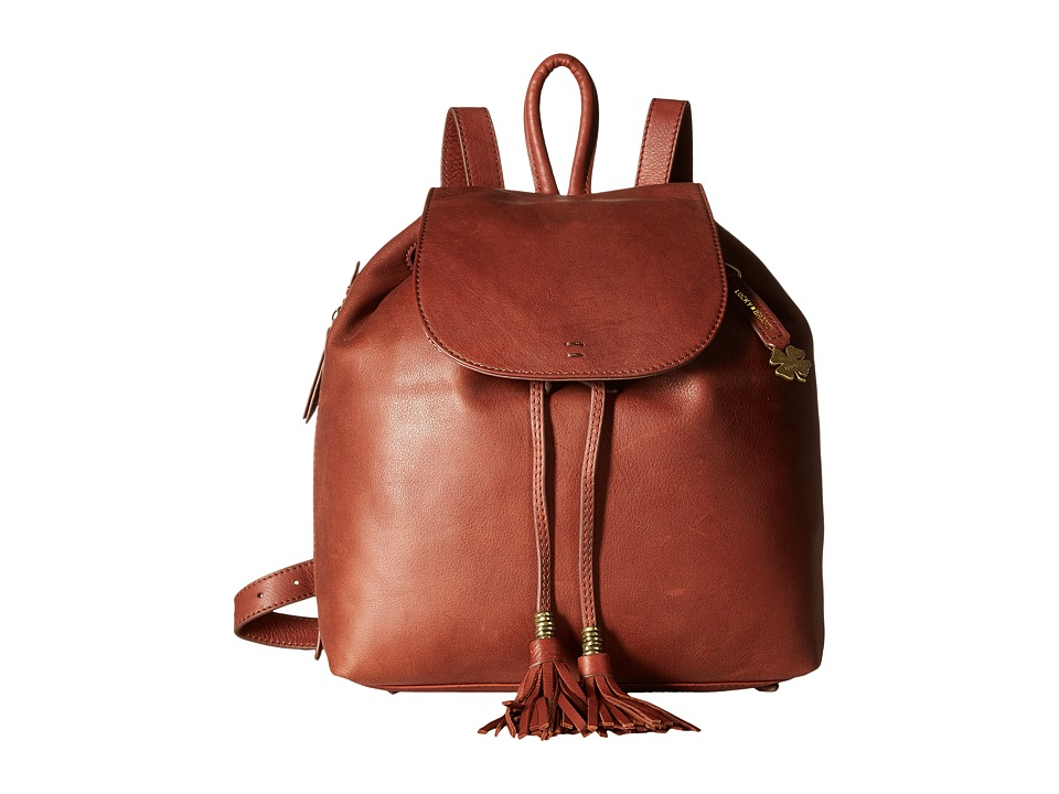 Lucky Brand - Nyla Backpack (Brandy) Backpack Bags