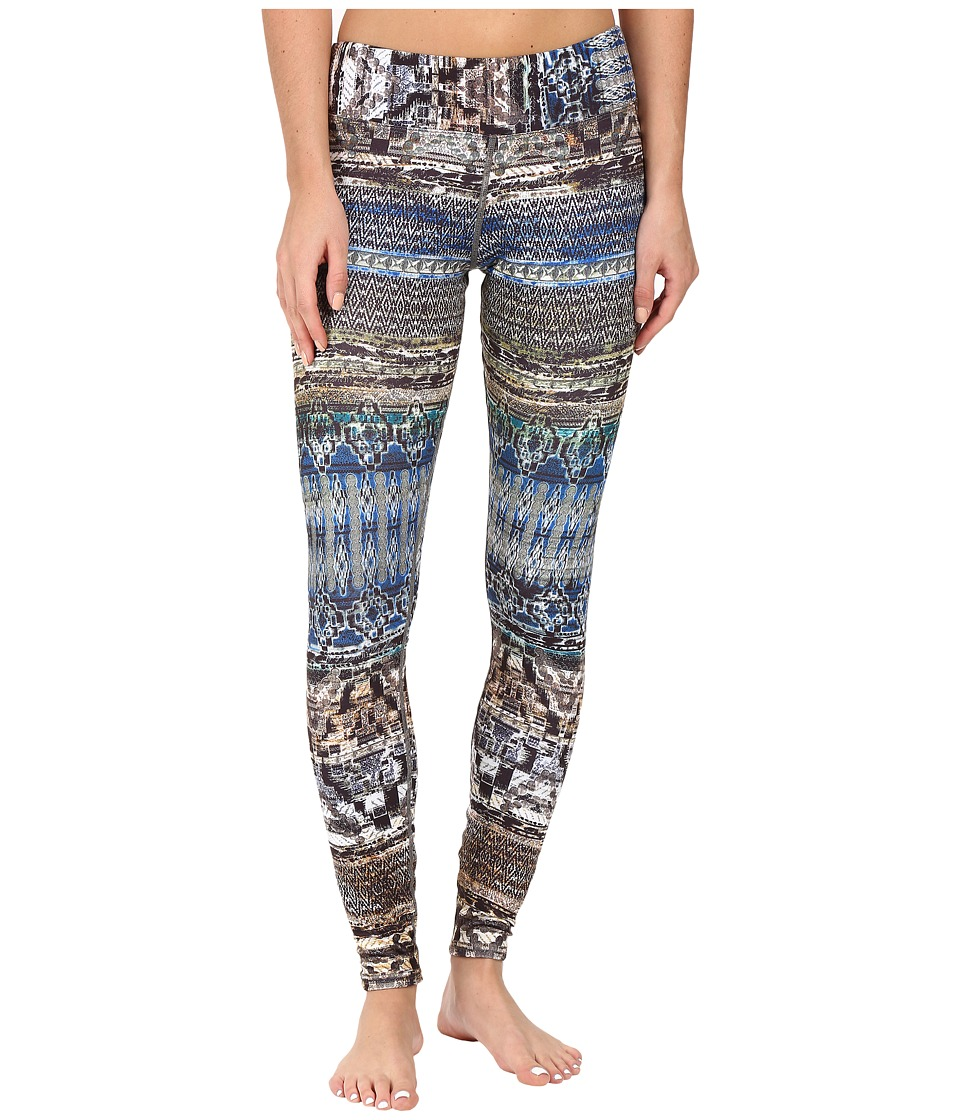 Hot Chillys - MTF Sublimated Print Tight (Serenity) Women's Outerwear