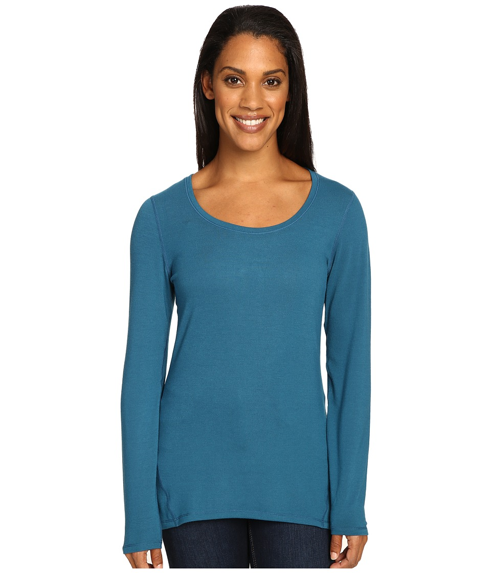 Hot Chillys - MTF Solid Tunic (Lagoon) Women's Clothing