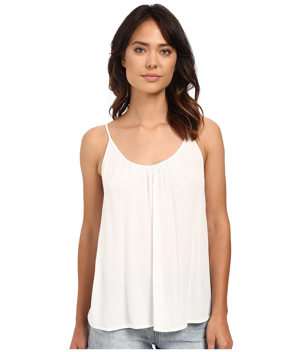 Roxy - Sea to Sea Woven Top (Pristine) Women's Sleeveless