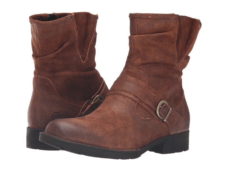 Born - Virgo (Tobacco Distressed) Women's Boots