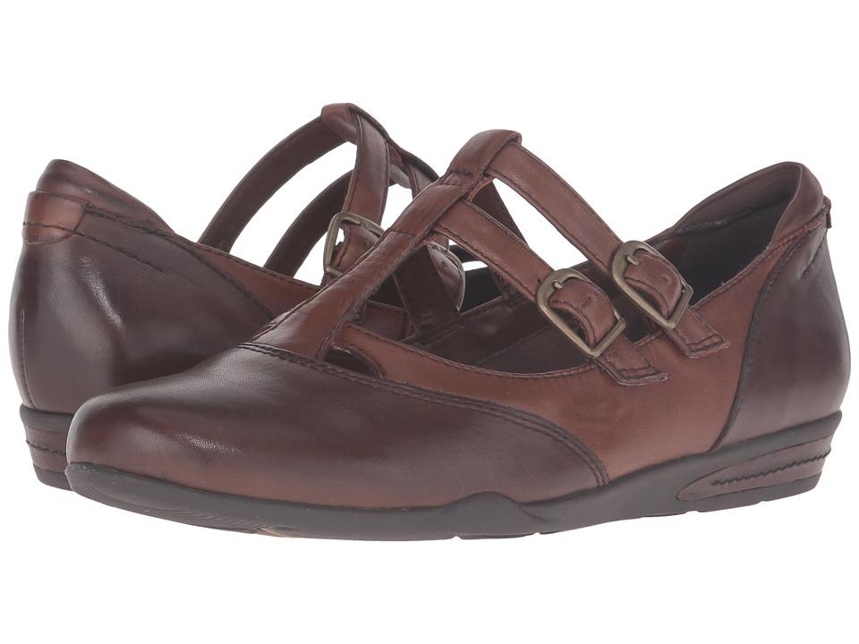 Earth - Gemma (Bark Full Grain Leather) Women's Shoes