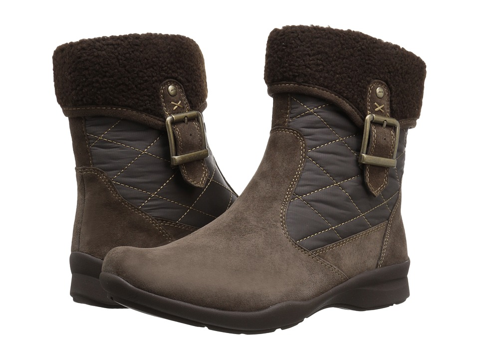 Earth Pinnacle (Chestnut Brown Suede) Women