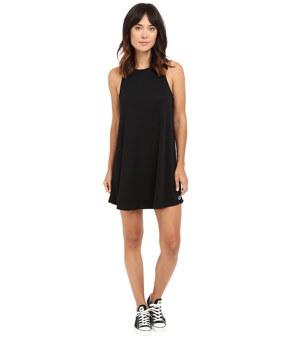 Hurley Dri-Fit Knit Dress (Black) Women