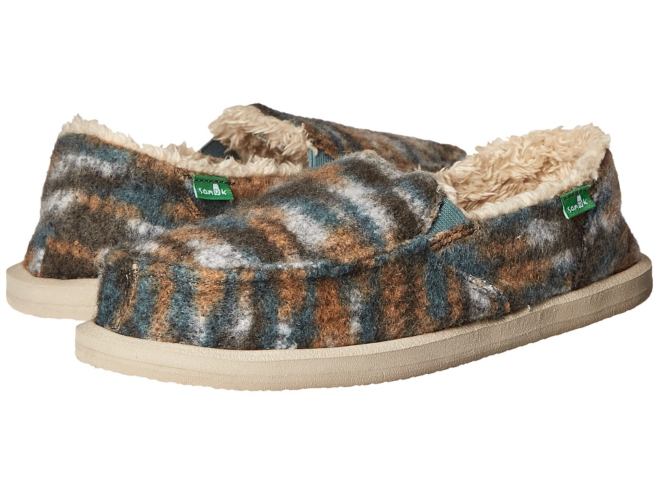 Sanuk Calichill (Dusty Teal) Women