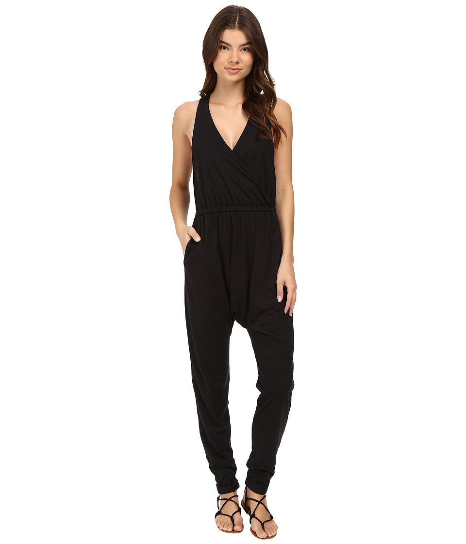 Hurley - Dri-Fit Jumper (Black) Women's Jumpsuit & Rompers One Piece