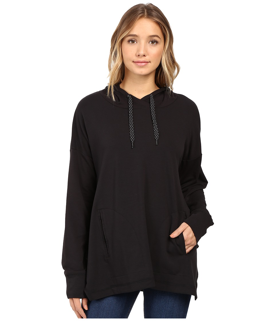 Hurley - Dri-Fit Novelty Pullover (Black) Women's Long Sleeve Pullover