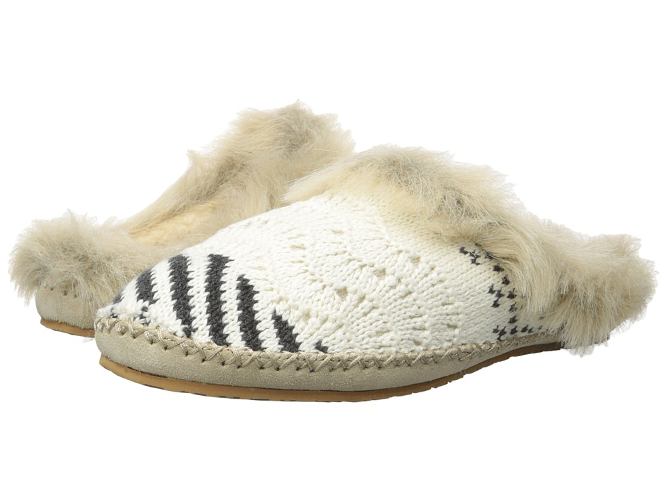 Sanuk - Willow Pillow LX (Natural Sweater) Women's Slip on Shoes