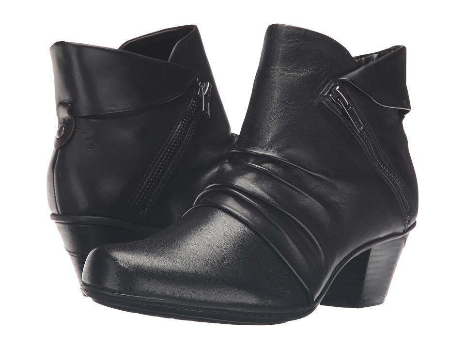 Earth Pegasus (Black Full Grain Leather) Women