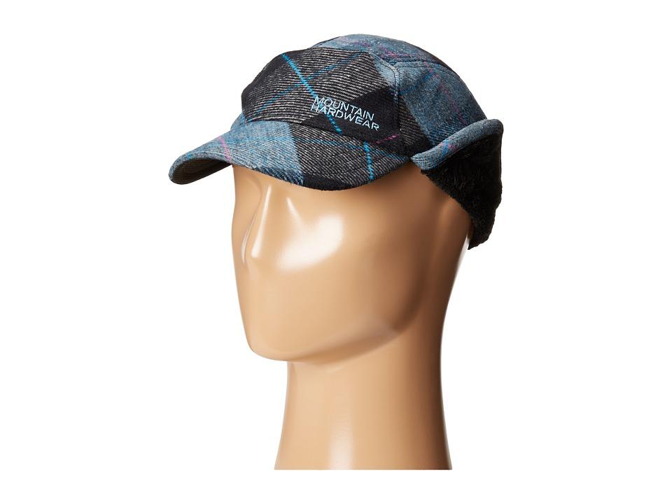 Mountain Hardwear - Winter Flap Cap (Black) Caps