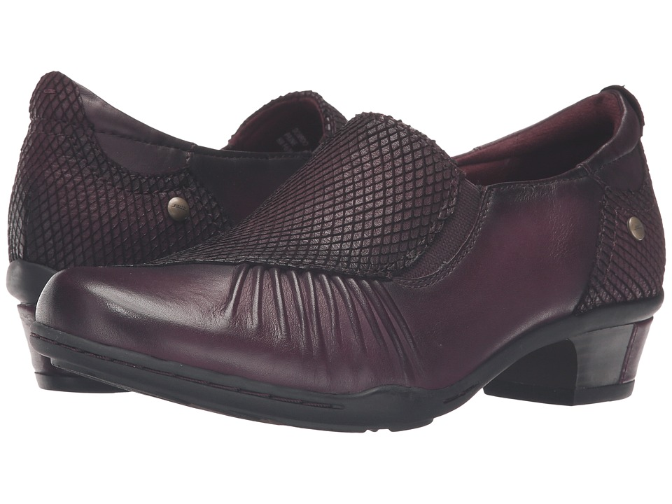 Earth Dorado (Prune Full Grain Leather) Women