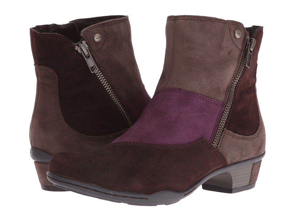 Earth - Orion (Bark Multi Suede) Women's Boots