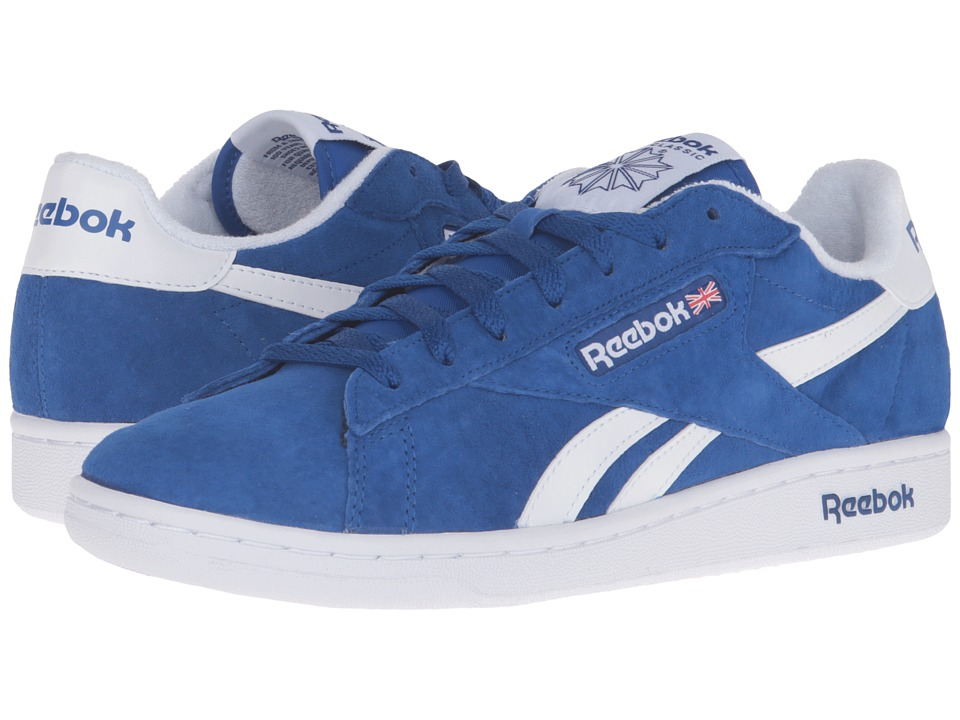 Reebok Lifestyle - NPC UK Retro (Collegiate Royal/White) Men's Shoes