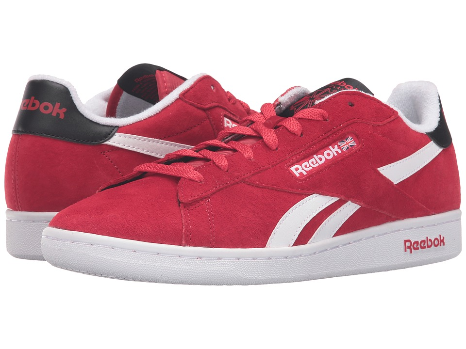 Reebok - NPC UK Retro (Excellent Red/White/Black) Men's Shoes
