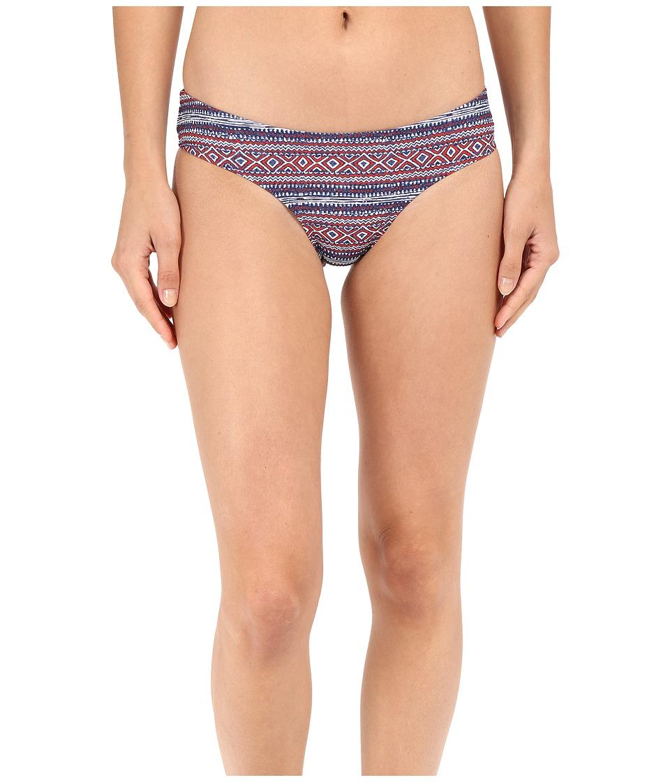 Volcom - Liberty Cheeky Bottom (Rad Red) Women's Swimwear
