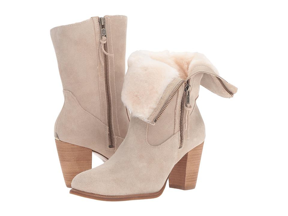 UGG - Lynda (Natural/Natural) Women's Boots