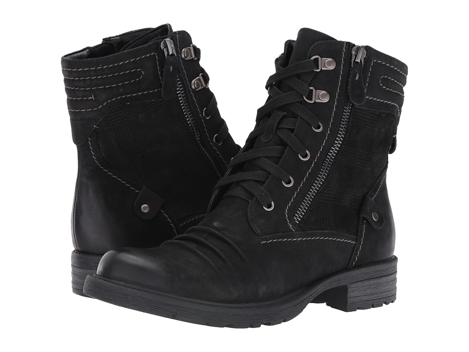 Earth - Summit (Black Vintage) Women's Boots