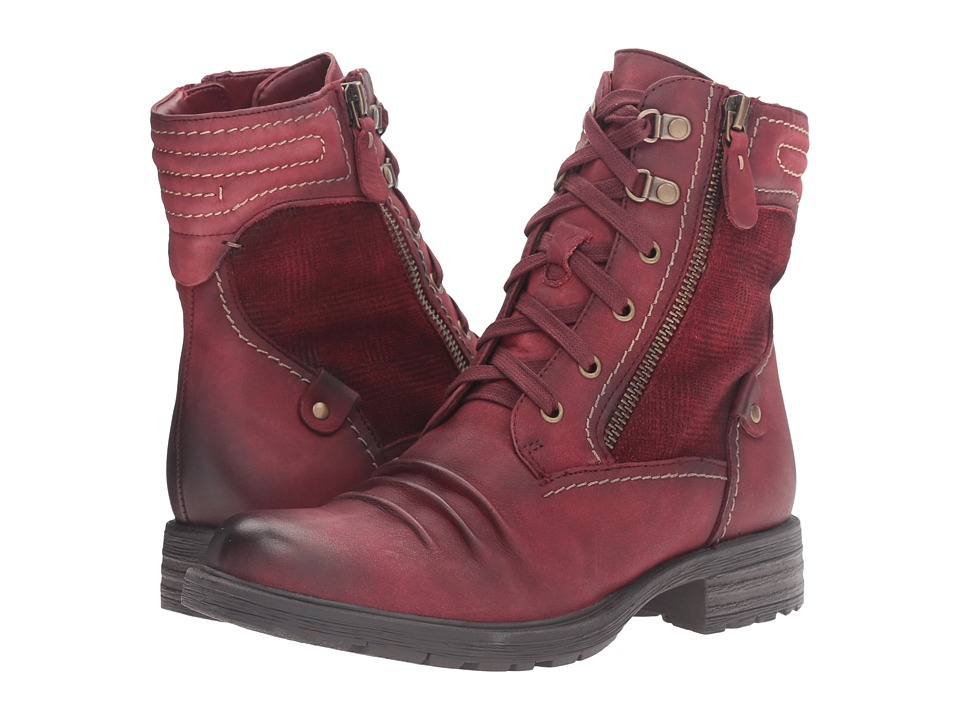 Earth - Summit (Wine Vintage) Women's Boots