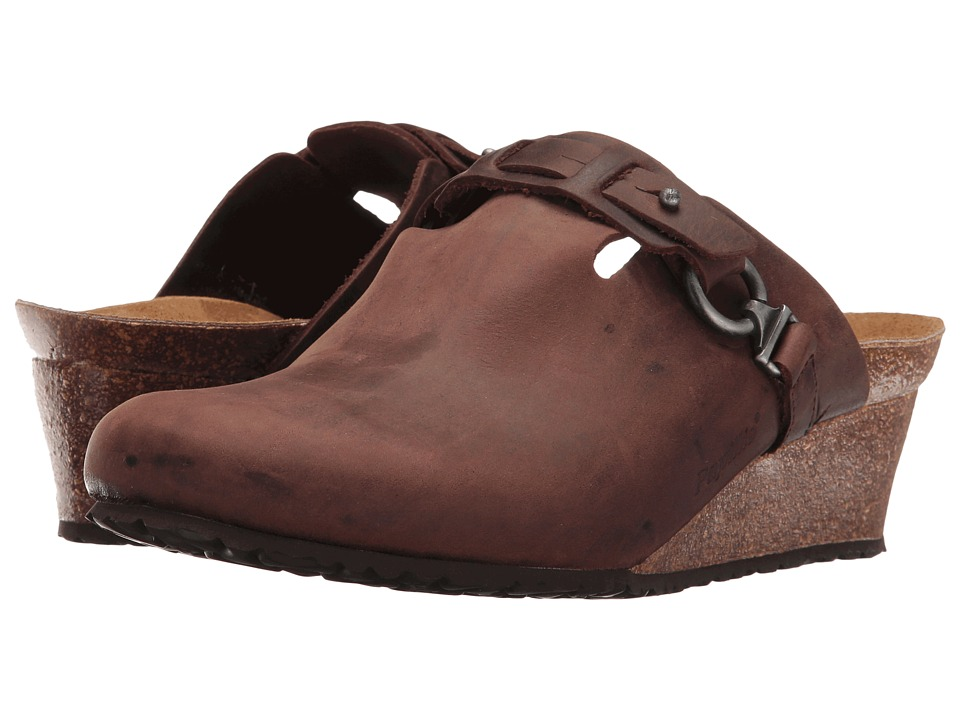 Birkenstock Dana (Habana Oiled Leather) Women