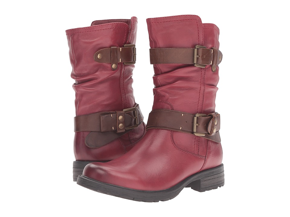 Earth Everwood (Rosewood Full Grain Leather) Women