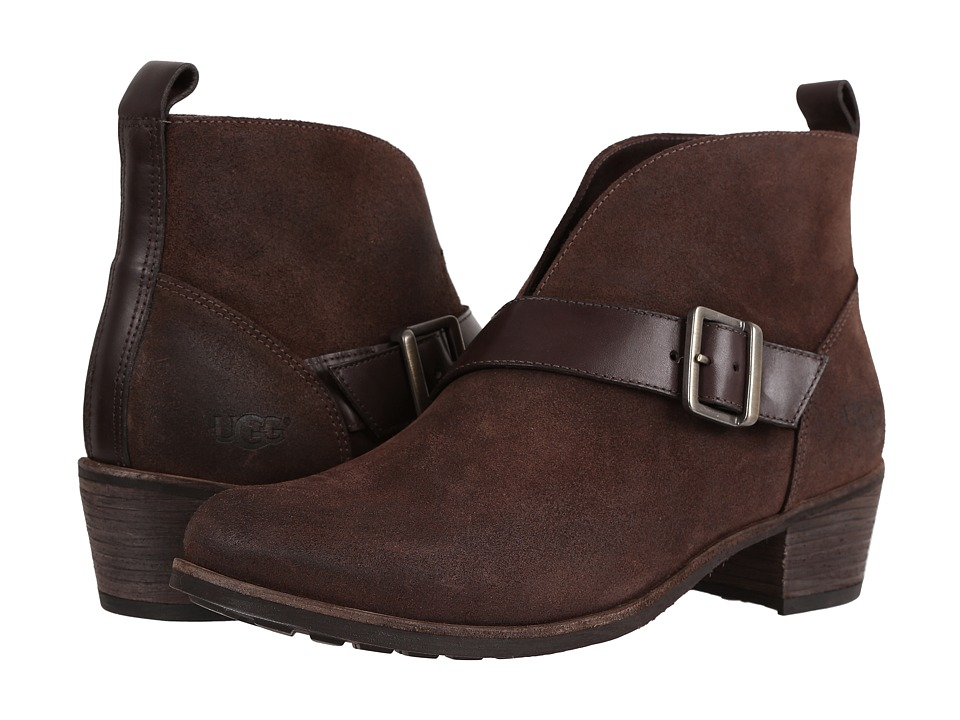 UGG - Wright Belted (Stout) Women's Boots