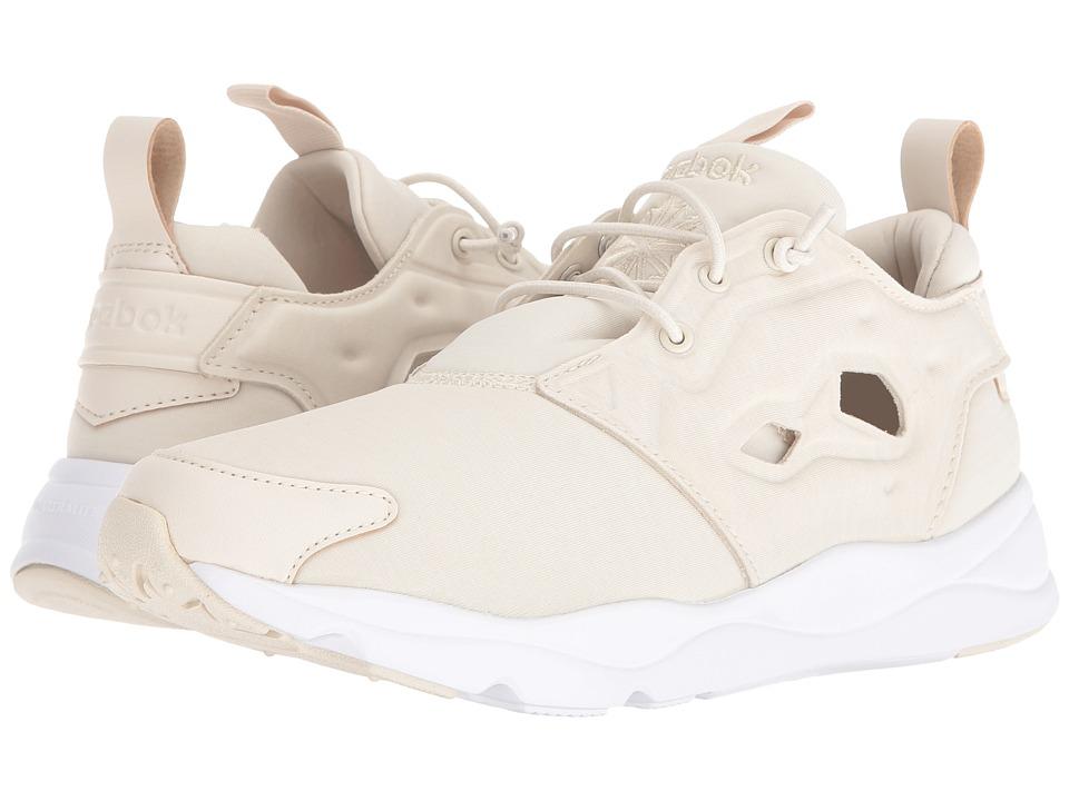 Reebok Lifestyle - Furylite Jersey (Paperwhite/White) Women's Shoes
