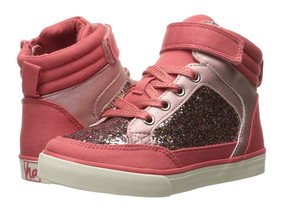 Hanna Andersson - Ulla (Toddler/Little Kid/Big Kid) (Image Pink) Girls Shoes