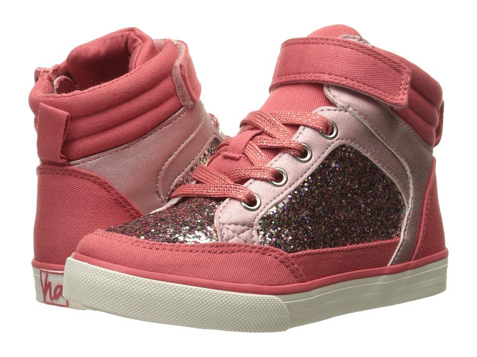 Hanna Andersson - Ulla (Toddler/Little Kid/Big Kid) (Image Pink) Girls Shoes