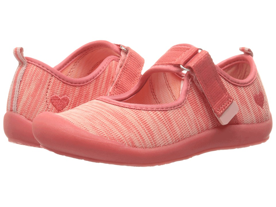 Hanna Andersson - Naddja (Toddler/Little Kid/Big Kid) (Imagine Pink) Girls Shoes
