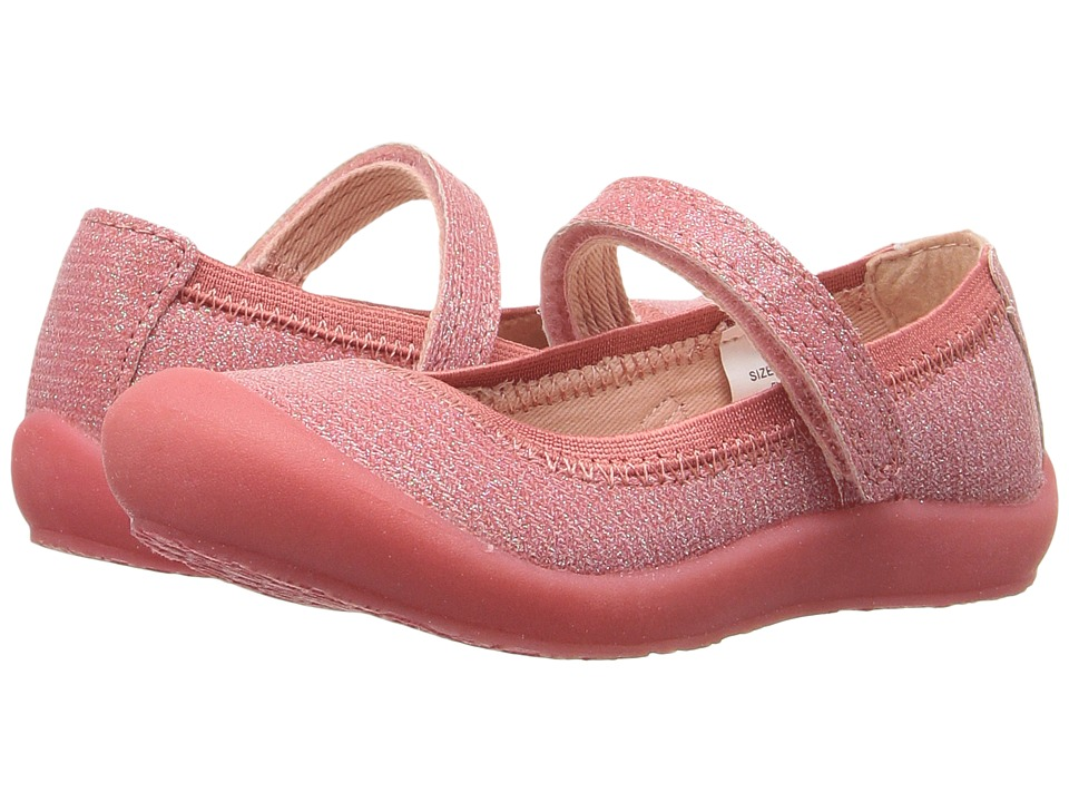 Hanna Andersson - Elise (Toddler/Little Kid/Big Kid) (Imagine Pink) Girls Shoes