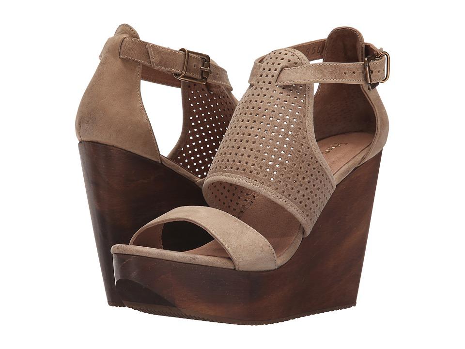 Cordani - Dorado (Bisque Nubuck) Women's Wedge Shoes