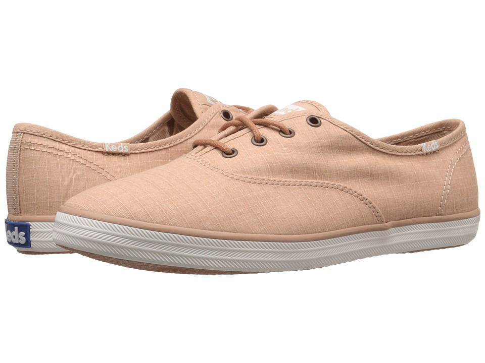 Keds Champion Ripstop (Tan) Women