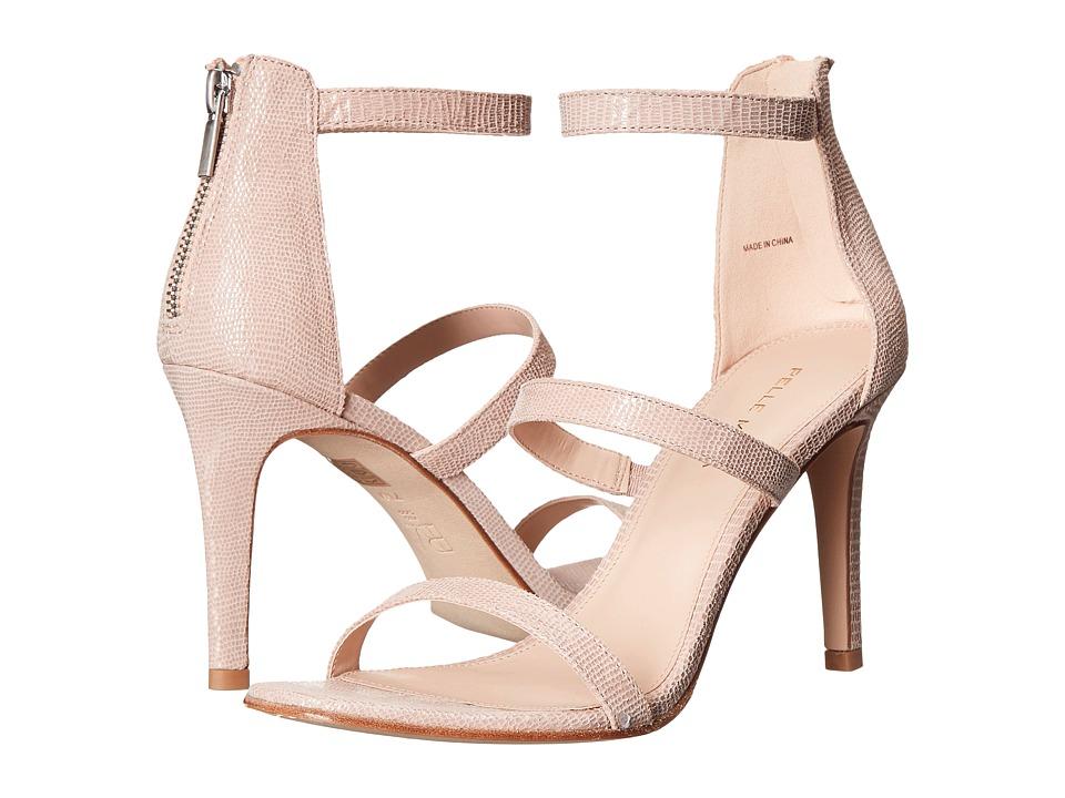 Pelle Moda - Dalia (Nude Sea Snake Skin) High Heels