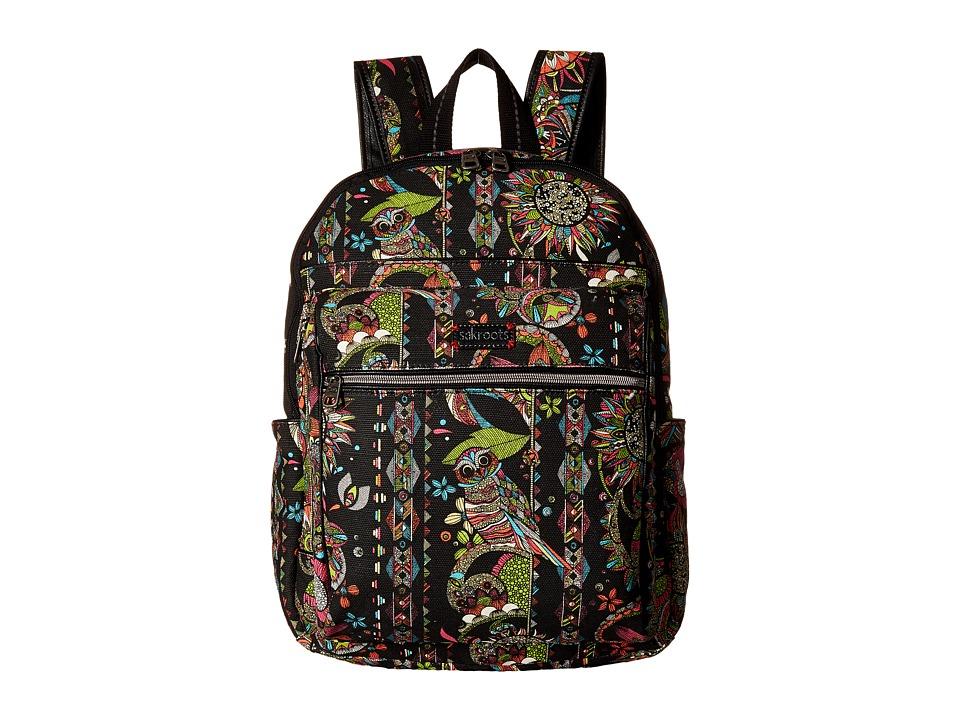 Sakroots - Artist Circle Cargo Backpack (Neon Spirit Desert) Backpack Bags