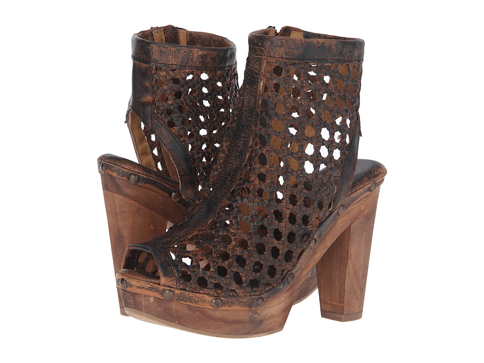 Cordani Anna (Teak Leather) High Heels