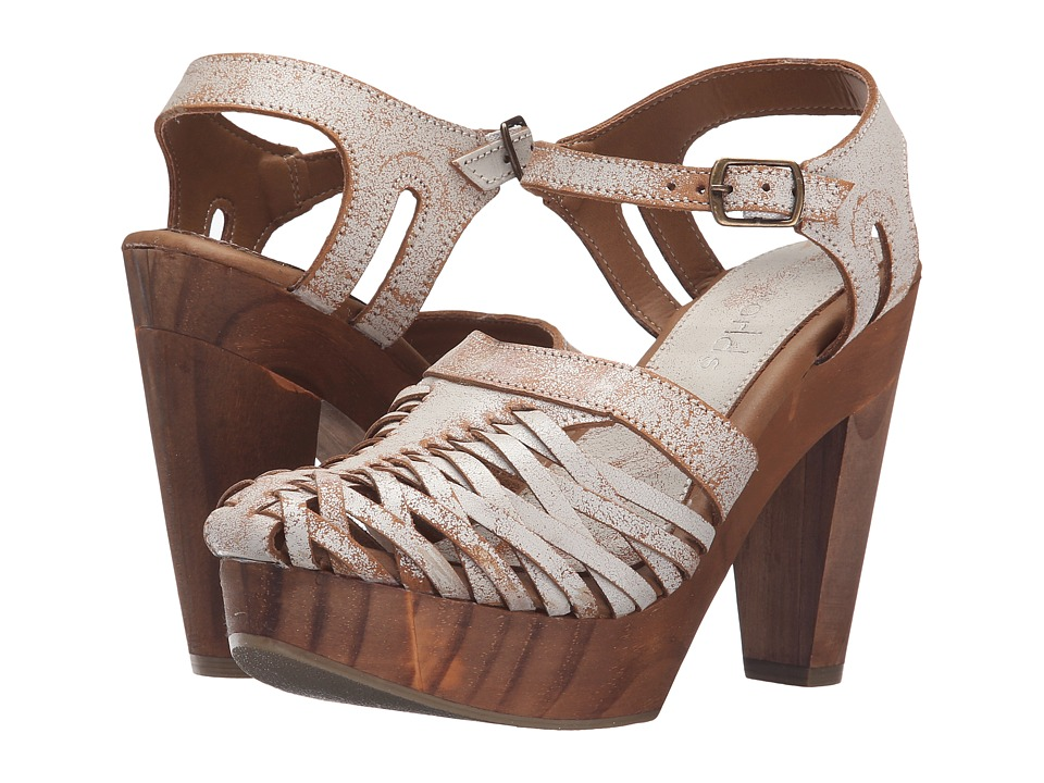 Cordani - Angel (Vintage Ivory Leather) High Heels